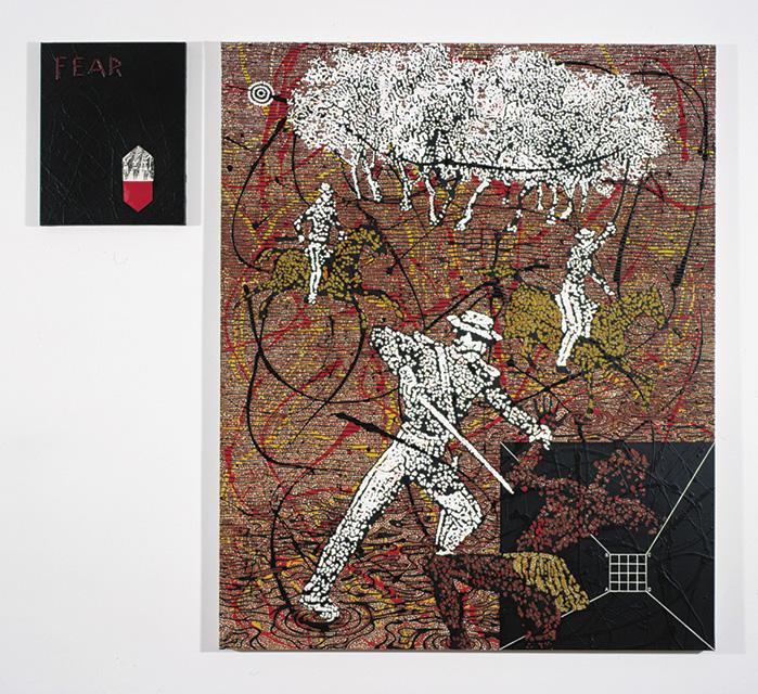 gordon bennett artist Gordon bennett (10 august 1955 – 3 june 2014) was an australian artist of aboriginal and anglo-celtic descent born in monto, queensland, bennett was a significant figure in contemporary indigenous australian art .
