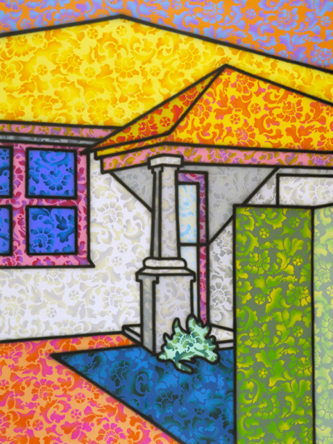 Explore The Work Of Australian Artist Howard Arkley
